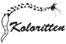 Frisør og Kunsthåndværk Koloritten logo