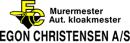 Egon Christensen A/S logo
