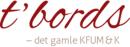T´bords - Det Gamle KFUM logo