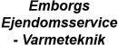 Emborgs Ejendomsservice - Varmeteknik logo