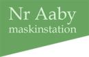 Nr Aaby Maskinstation logo