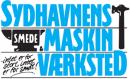 Sydhavnens Smede & Maskinværksted logo