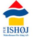 Malerfirmaet Per Ishøj A/S logo