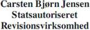 Carsten Bjørn Jensen Statsautoriseret Revisionsvirksomhed logo