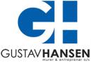 Gustav Hansen, Murer og Entreprenør A/S logo