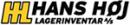Hans Høj Lagerinventar A/S logo