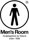 Men's Room - Hudplejeklinik for mænd siden 1998 logo