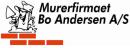 Murerfirmaet Bo Andersen A/S logo