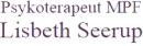 Psykoterapeut Lisbeth Seerup MPF logo