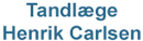 Tandlæge Henrik Carlsen logo