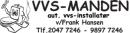 VVS - Manden ApS logo