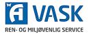 A - vask A/S logo