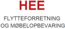 Hee Flytteforretning og Møbelopbevaring v/Benny Siig logo