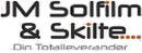 JM Solfilm & Skilte ApS logo
