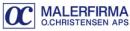 Malerfirmaet Ole Christensen logo