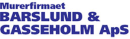 Murerfirmaet Barslund og Gasseholm ApS logo