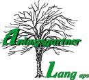 Anlægsgartner Lang ApS logo
