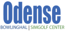 Odense Bowlinghal & Simgolf Center logo