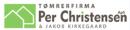 Tømrerfirmaet Per Christensen ApS og Jakob Kirkegaard logo