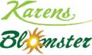 Karens Blomster logo