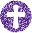 Voer og Agersted Sogne logo