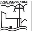 Hans Egedes Sogns Kirkekontor logo