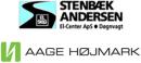 Stenbæk Andersen El-Center ApS - Åge Højmark Thomsen ApS logo