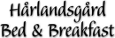 Bed & Breakfast Hårlandsgården logo