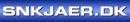S.N.Kjær Bil - Båd - Fiskeri logo
