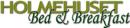 Holmehuset Bed & Breakfast logo