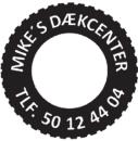 Mike's Dækcenter logo
