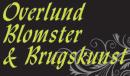 Overlund Blomster og Brugskunst logo