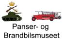 Panser- og Brandbilmuseet logo