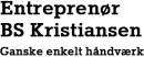 Entreprenør Bs Kristiansen logo