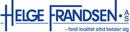 Helge Frandsen A/S logo