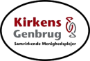 Kirkens Genbrug logo