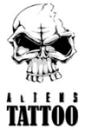 Alien's Tattoo Aleksander Lien logo