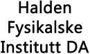 Halden Fysikalske Institutt DA logo