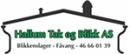 Hallum Tak og Blikk AS logo