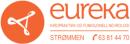 Strømmen Kiropraktiske Klinikk AS logo