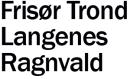 Frisør Trond Langenes Ragnvald logo