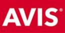 Avis Bilutleie Leknes lufthavn logo