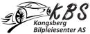 Kongsberg Bilpleiesenter AS logo