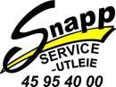 Snapp Service Utleie AS logo