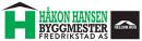 Byggmester Håkon Hansen Fredrikstad AS logo