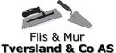Flis og Murerfirma Tversland & Co AS logo