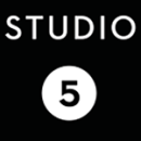 Studio 5 AS logo