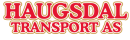 Haugsdal Transport AS logo