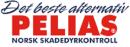 PELIAS Norsk Skadedyrkontroll logo