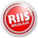 Riis Bilglass Kongsberg (Simon Hogstad AS) logo